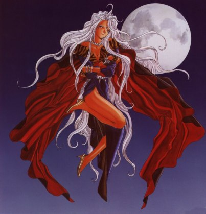 Urd And Moon